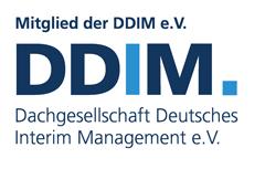 Mitglied der DDIM | Dachgesellschaft Deutsches Interim Management e.V.